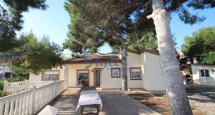 Detached villa for sale in El Galan, Costa Blanca, Spain 629-1