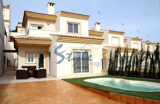 Villa - New build - El Campello - Aigües