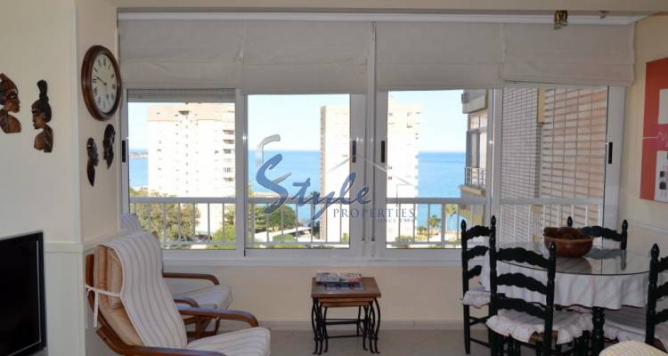 Apartment near the beach for sale in Dehesa de Campoamor, Costa Blanca, Spain 372-1