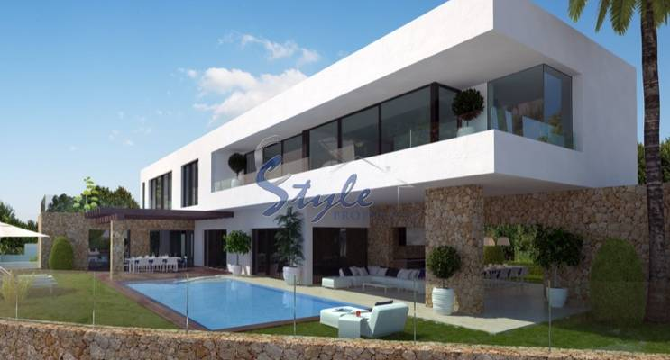 Villa de lujo en Altea Hills, Costa Blanca, ON467 - 1