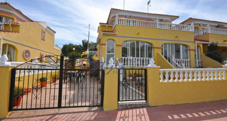 Quad house for sale in Villamartin, Costa Blanca, Spain 989-1