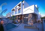 New townhouse for sale in Lomas de Cabo Roig, Costa Blanca, Spain ON472-5