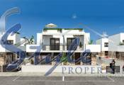 New townhouse for sale in Lomas de Cabo Roig, Costa Blanca, Spain ON472-12