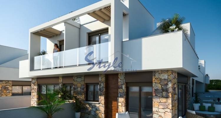 New townhouse for sale in Lomas de Cabo Roig, Costa Blanca, Spain ON472-1