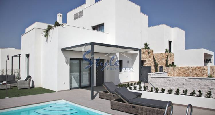 Chalet con piscina privada Ciudad Quesada, Costa Blanca, ON215 - 1