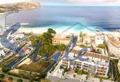 New build apartments for sale in Javea, Costa Blanca, Spain ON476_2-3