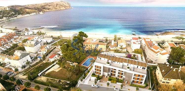 New build apartments for sale in Javea, Costa Blanca, Spain ON476_3-1