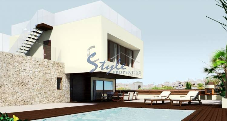 New build - Villa - Torrevieja - Torreblanca