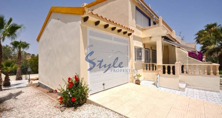 Quad house for sale in Las Ramblas, Costa Blanca, Alicante, Spain 1039-1