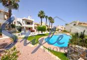 Quad house for sale in Las Ramblas, Costa Blanca, Alicante, Spain 1039-3