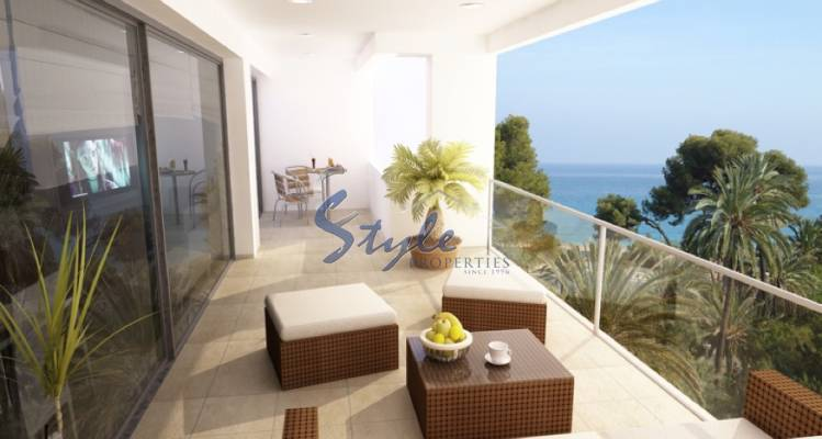 New build - Apartment - Villajoyosa