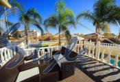 Villa for sale in La Zenia, Costa Blanca - Terrace