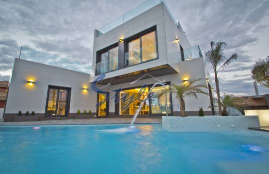 Luxury Villa - New build - Campoamor - Campoamor