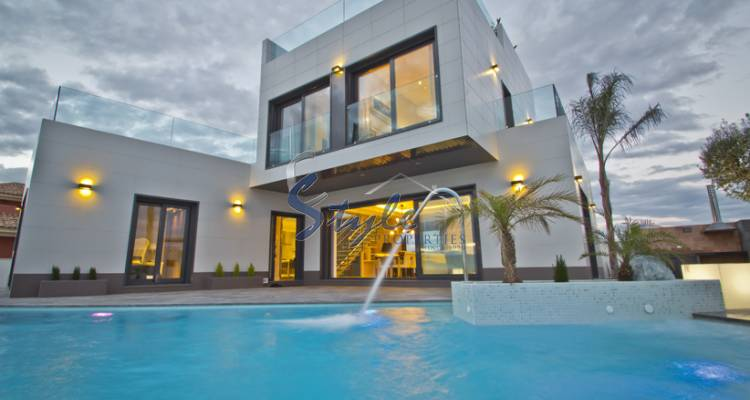 New build - Luxury Villa - Campoamor