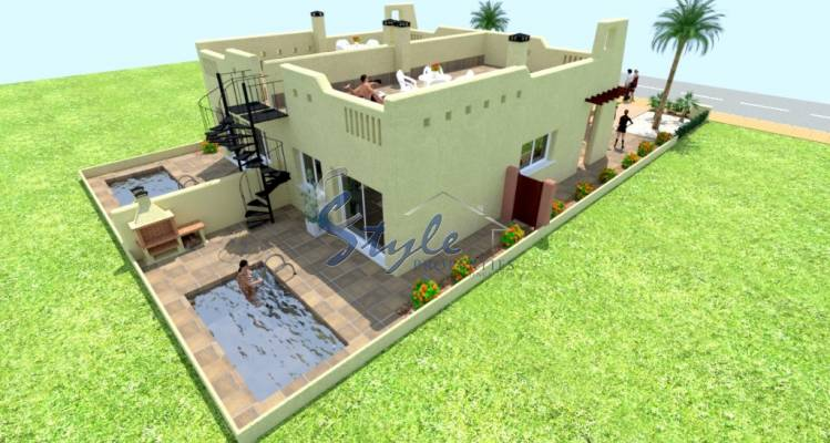 New build - Semi Detached House - Los Alcázares - Los Alcazares