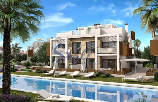 Apartment - New build - Los Balcones, Torrevieja - Los Balcones