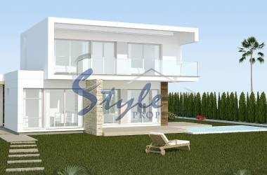 Villa - New build - Mil Palmerales - Mil Palmeras