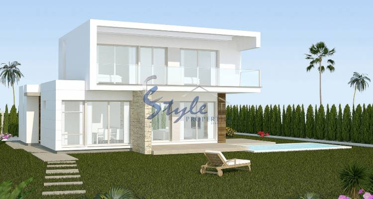 New build - Villa - Mil Palmerales - Mil Palmeras
