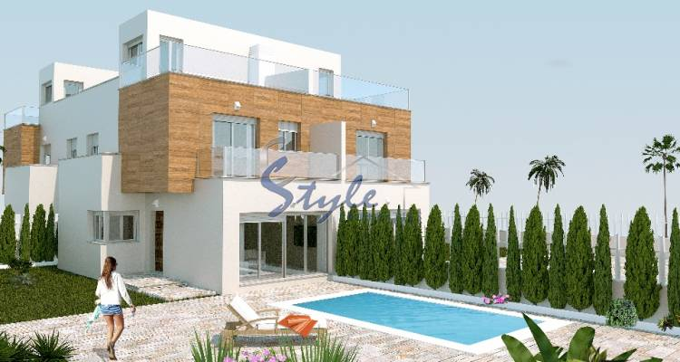 New build - Town House - San Pedro del Pinatar