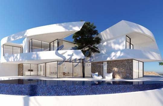Luxury Villa - New build - Altea - Altea Hills