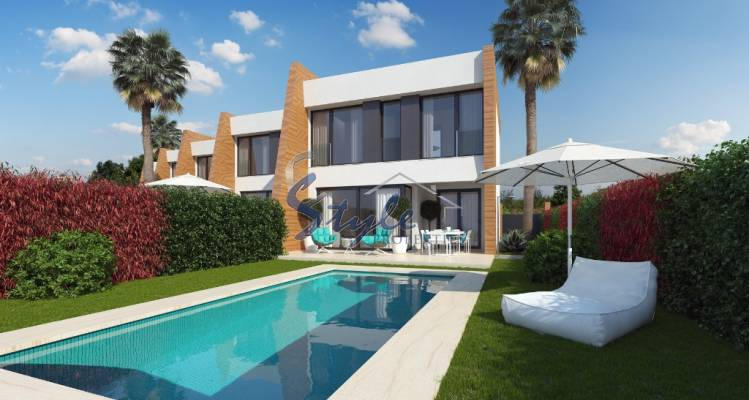New build - Town House - Villamartin