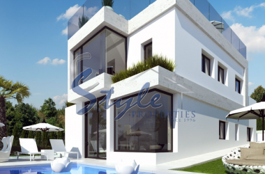 Villa - New build - Los Balcones, Torrevieja - Los Balcones