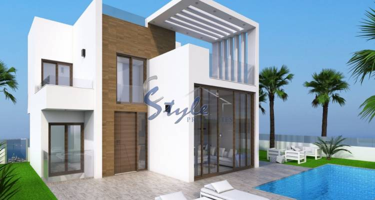 New build - Villa - Los Balcones, Torrevieja - Los Balcones