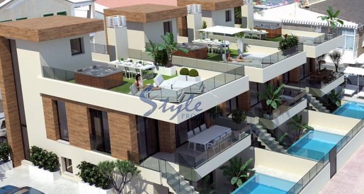 New build - Villa - La Mata