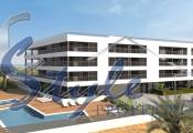 New apartment first line sea, La Mata, Costa Blanca, Spain