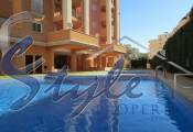 Apartments in second line beach with panoramic views of the sea in Las Atalayas, Torrevieja, Costa Blanca, Spain