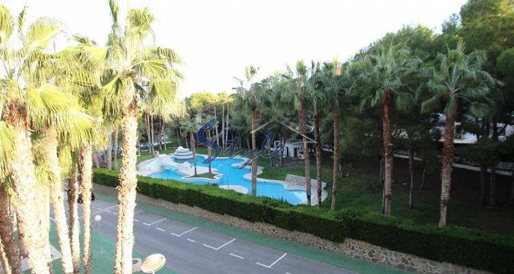Apartments with beautiful views of the urbanization and in walking distance from the sea in Campoamor, Orihuela Costa, Costa Blanca, Spain