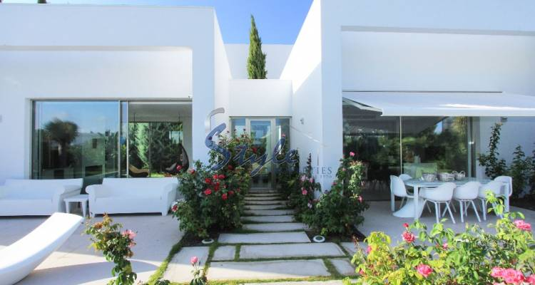 Modern villa near the the golf in Orihuela Costa, Costa Blanca, Spain