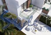 New build - Semi Detached House - Benidorm - Alicante