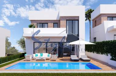 Villa - New build - Benidorm - Alicante