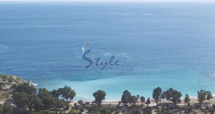 New build for sale in Benidorm, Costa Blanca, Spain