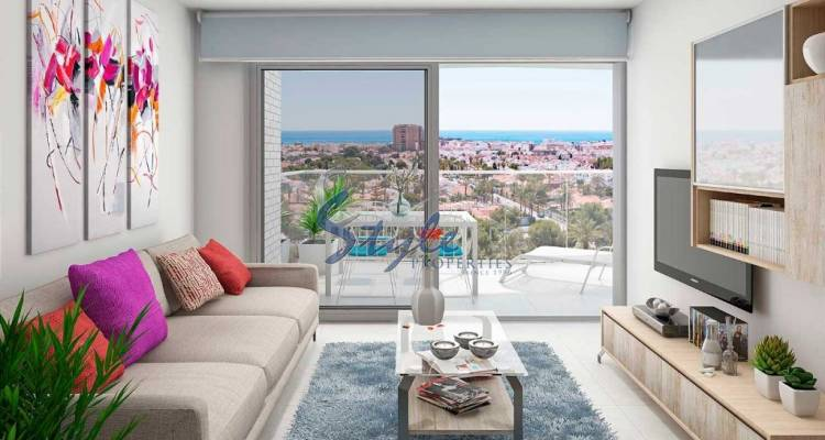 New build apartment for sale in Torrevieja, Alicante, Costa Blanca, Spain