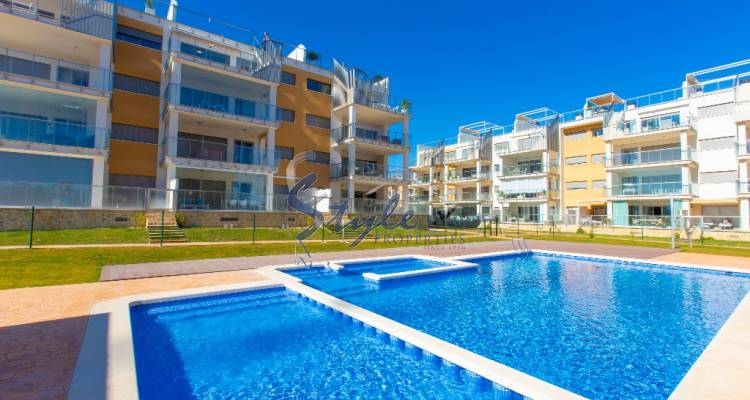 New build apartment in Villamartin, Orihuela Costa, Costa Blanca, Spain