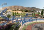 New build property for sale in Benidorm, Alicante, Costa Blanca, Spain