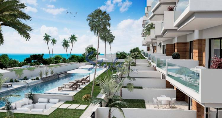 New build for sale close to the sea in Alicante, Costa Blanca, Spain