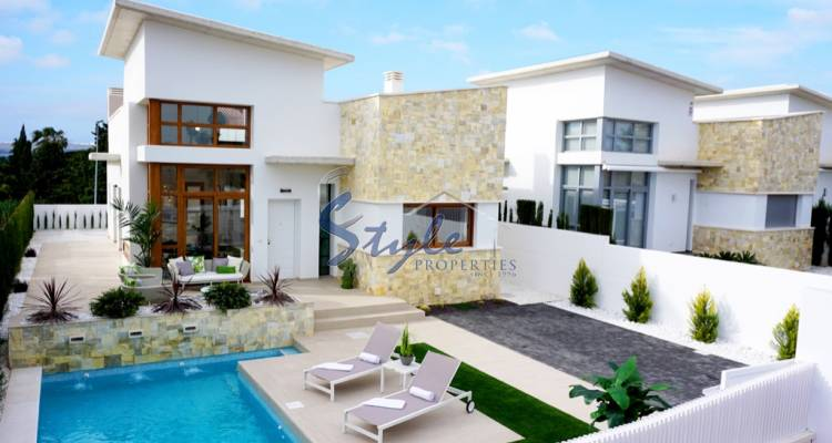 New build - Villa - Ciudad Quesada - Doña Pepa, Quesada
