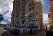 For sale an apartment with sea views on the beach of La Mata, Costa Blanca