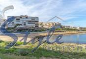 For sale a holiday apartment near the sea and beach Cabo Cervera, in Torrevieja