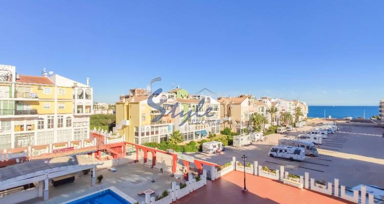 Beach side apartment for sale in  Mar Azul, Torrevieja, Alicante, Costa Blanca, Spain