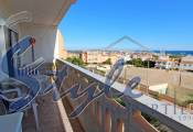 Apartment with sea views for sale near the beach in La Mata, Torrevieja