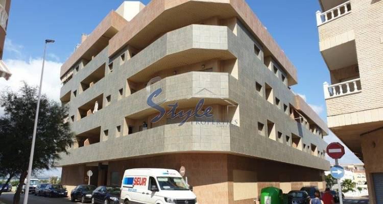 modern apartment for sale near the sea and beach in La Mata, Torrevieja