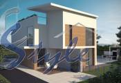 Promotion in Dehesa de Campoamor. Complex of independent villas with private pool near the sea in Orihuela Costa.