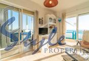 Apartment with panoramic views for sale on the seafront, Mil Palmeras area in Torre de la Horadada, Orihuela Costa