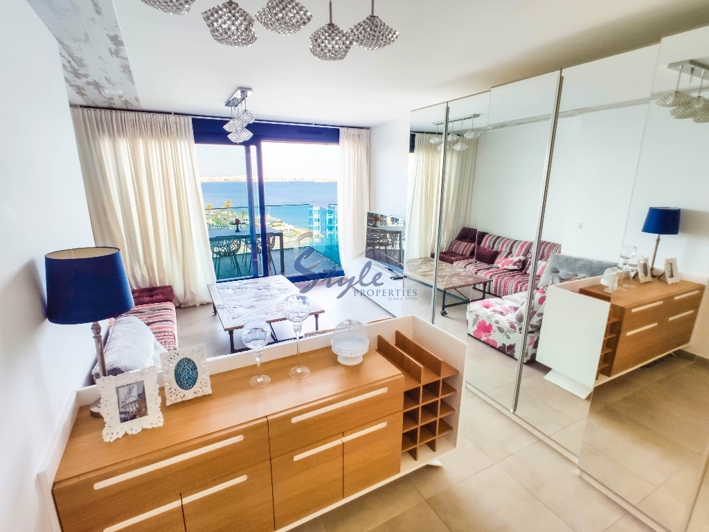 Penthouse for sale  with panoramic views in Sea Senses, Punta Prima, Torrevieja, Alicante, Costa Blanca, Spain