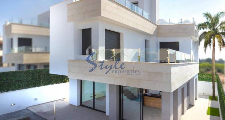 New build villa for sale in Ciudad Quesada,Guardamar del Segura,  Alicante, Costa Blanca