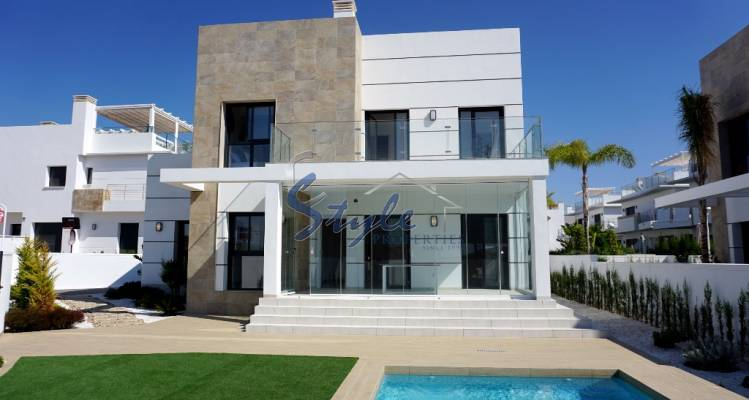 new build villa for sale in Guardamar del Segura, Alicante, Costa Blanca